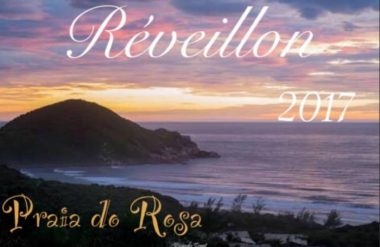 Reveillon na Praia do Rosa – Santa Catarina