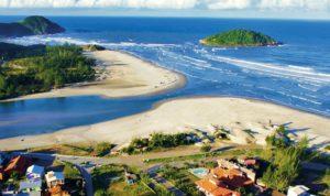 imagem-praia-ibiraquera-santa-catarina