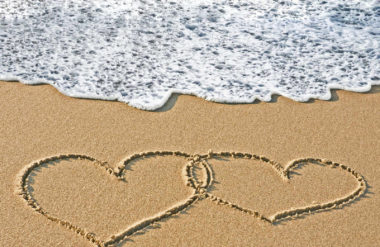 Dia dos Namorados na Praia do Rosa