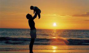Dia dos Pais na Praia do Rosa